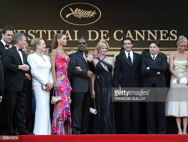 English actor Rupert Everett French actor Alain Chabert English actresses Julie Andrews Nicole Murphy wife of Eddie Murphy Eddie Murphy US actress...