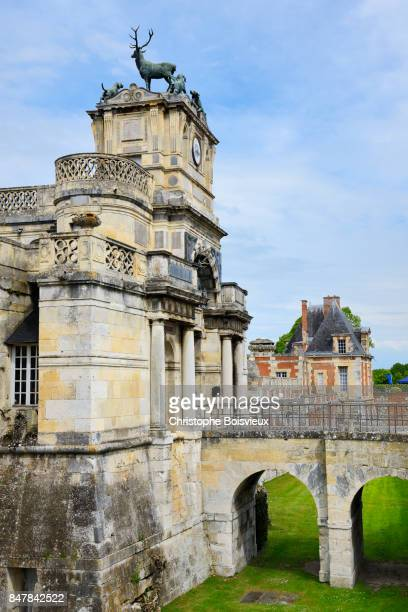 France, Eure-et-Loir, Anet castle (16th C)