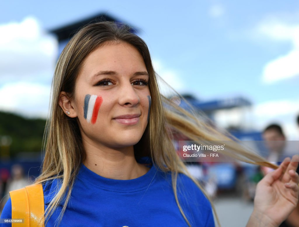 Denmark v France: Group C - FIFA Fan Festival : News Photo