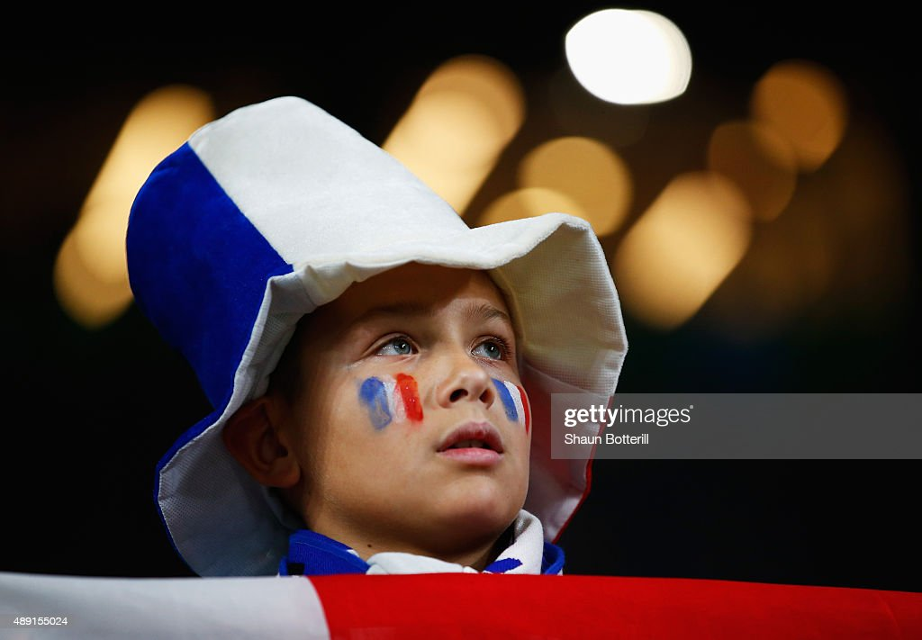 France v Italy - Group D: Rugby World Cup 2015 : News Photo