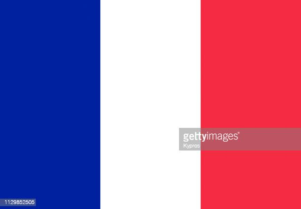 france flag - france stock pictures, royalty-free photos & images