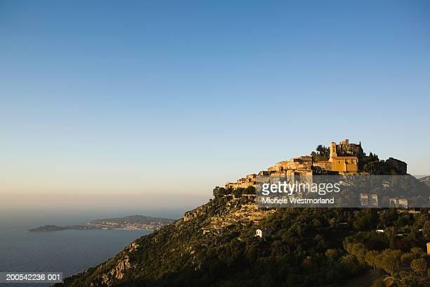 France, French Riviera, Alpes-Maritimes, Eze, mountaintop village