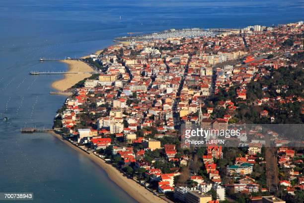 France, Gironde, Arcachon Bay, Arcachon.