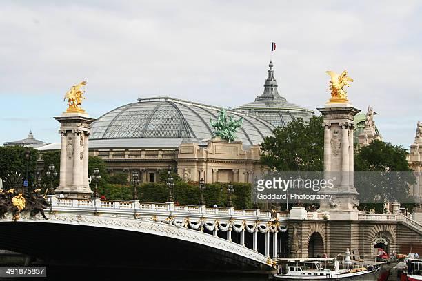 France: Grand Palais des Champs-Élysées