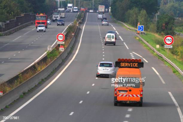 France, highway security.