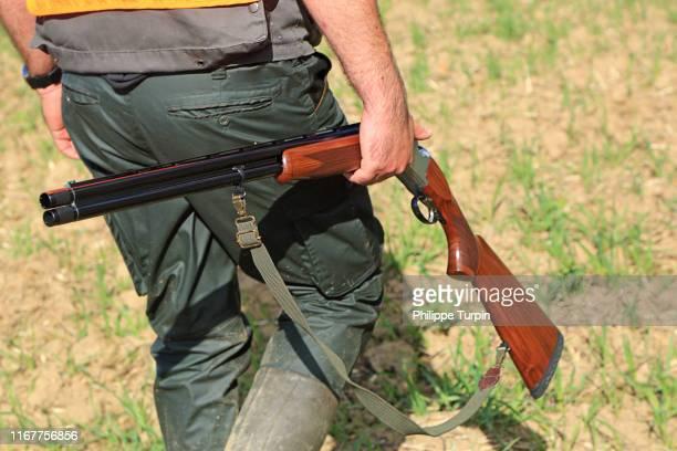 france, hunting - rifle fotografías e imágenes de stock