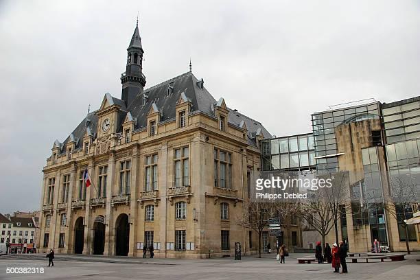 France, Ile de France, Seine-Saint-Denis, Saint Denis City Hall