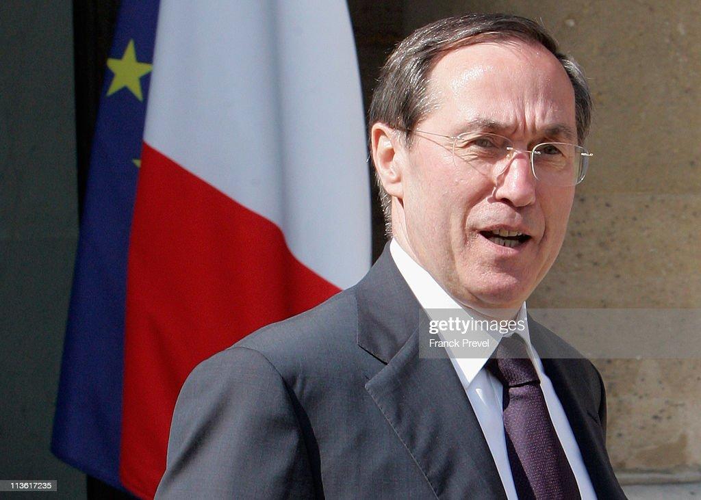 French Cabinet Meeting At Elysee Palace - May 4, 2011
