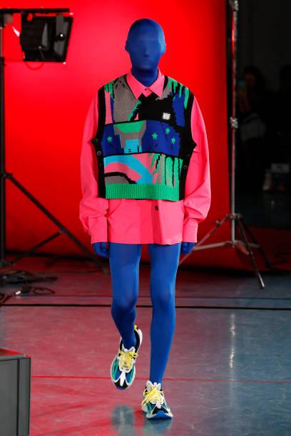FRA: Angus Chiang : Runway - Paris Fashion Week - Menswear F/W 2020-2021