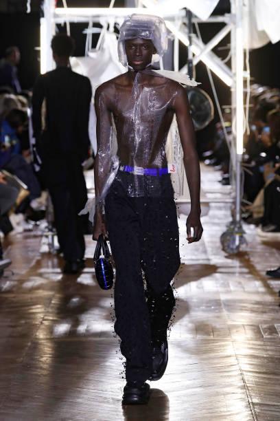 FRA: Botter : Runway - Paris Fashion Week - Menswear F/W 2020-2021
