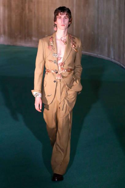 FRA: Ann Demeulemeester : Runway - Paris Fashion Week - Menswear F/W 2020-2021