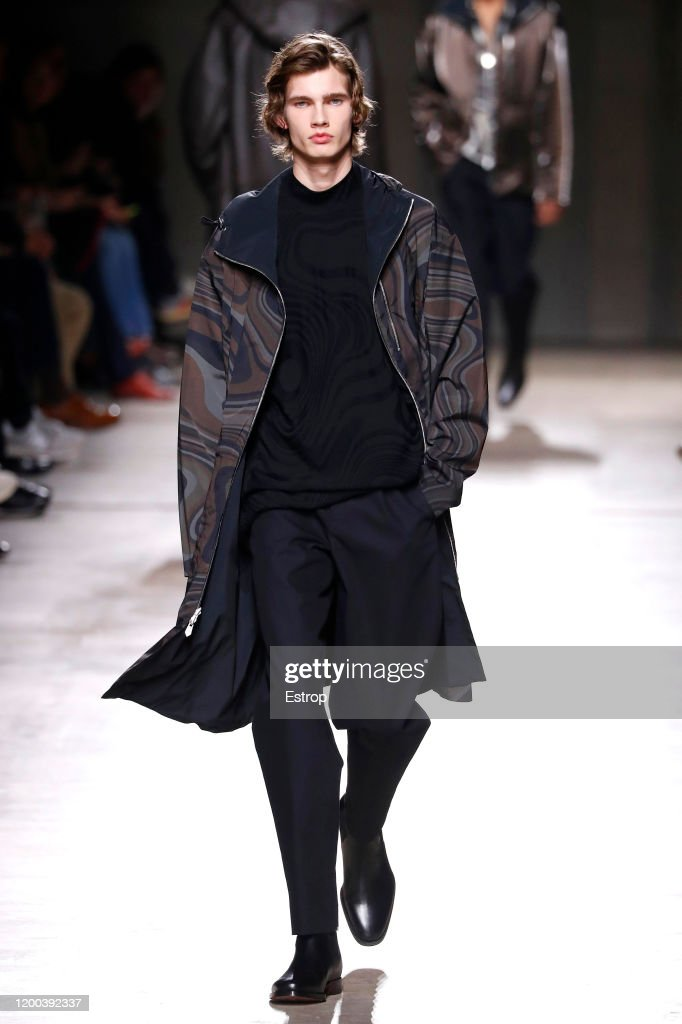 Hermes : Runway - Paris Fashion Week - Menswear F/W 2020-2021 : News Photo