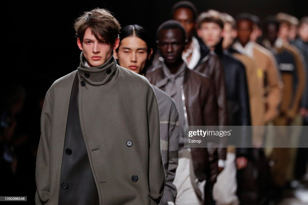 Hermes : Details - Paris Fashion Week - Menswear F/W 2020-2021 : ニュース写真