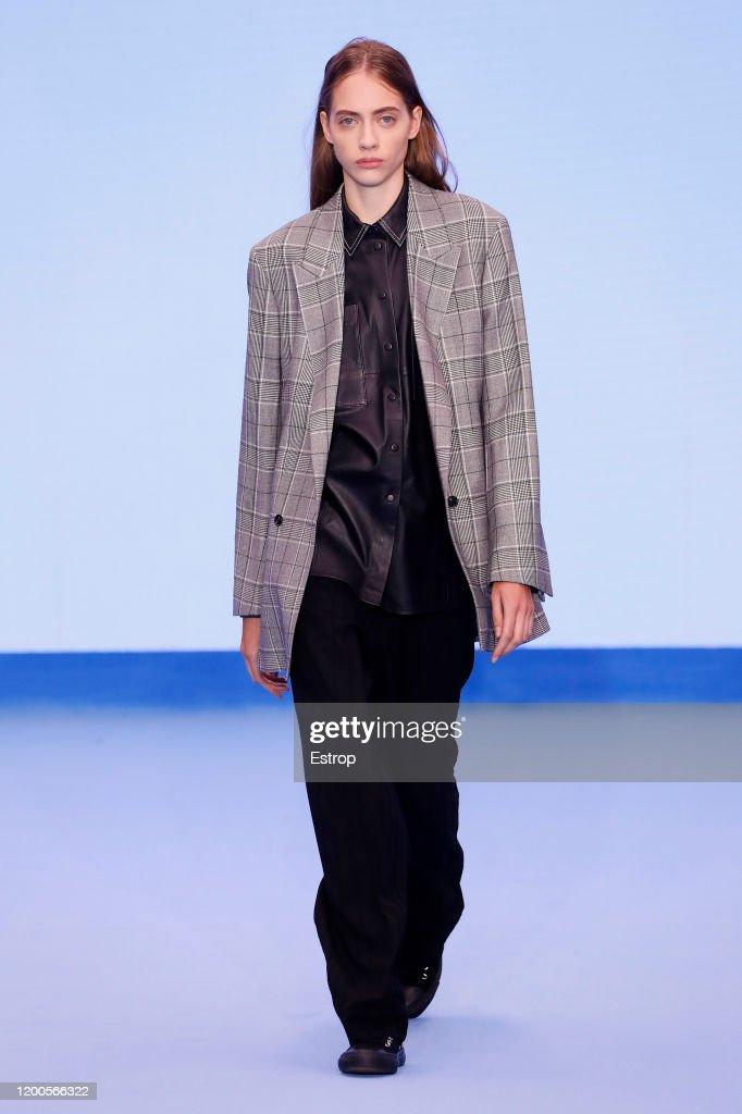 Paul Smith : Runway - Paris Fashion Week - Menswear F/W 2020-2021 : Fotografía de noticias