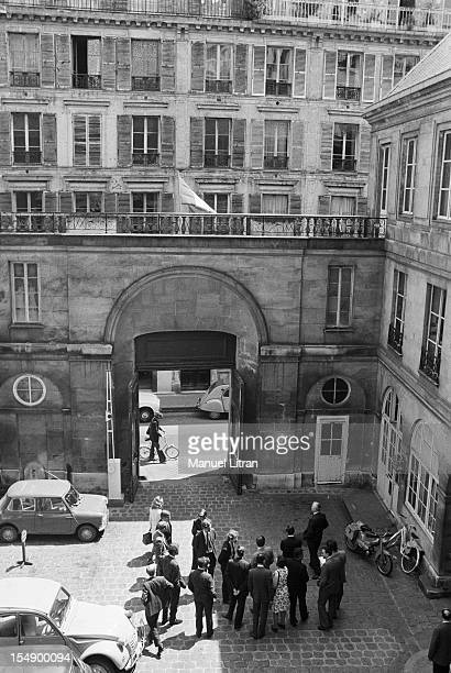 France June 4 the Ecole Nationale d'Administration is a large French school created in 1945 by General Charles de Gaulle and Michel Debre politician...