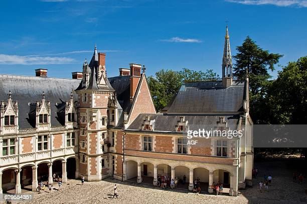 France Loire Valley Blois Castle