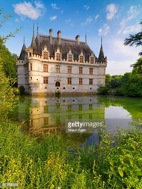 France, Loire Valley, Chateau Azay le Rideau