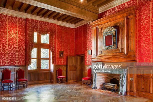 France, Loire Valley, Chateau d'Azay-le-Rideau