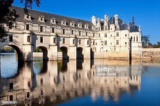 France, Loire Valley, Chateau de Chenonceau