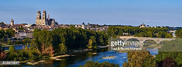 France, Loiret, Orleans cityscape