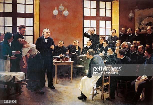 France Lyon Hôpital Neurologique Pierre Wertheimer PierreAndré Brouillet Charcot lectures at La Salpetriére