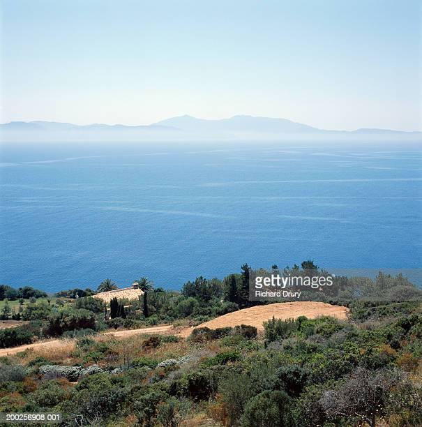 France, Mediterranean Sea, Corsica, Cargese