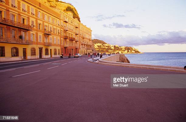 France, Nice, Quai Rauba Capeu
