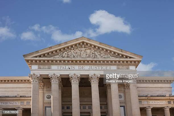 France, Nimes, The Tribunal.