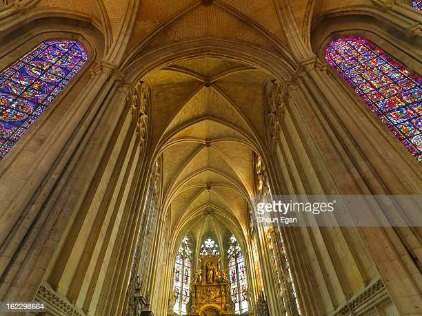 France, Normandy, Rouen, Notre Dame Cathedral