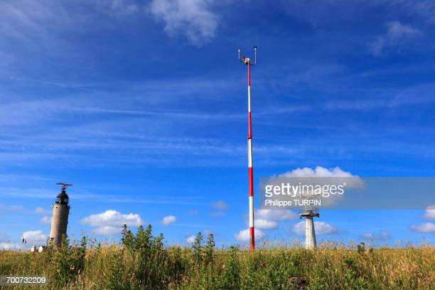 france, north coast. cross (operational regional centers of sureveillance and rescue) - hauts de france stock photos and pictures