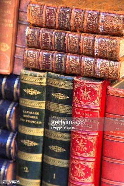 France, North-Eastern France, Lille, old books