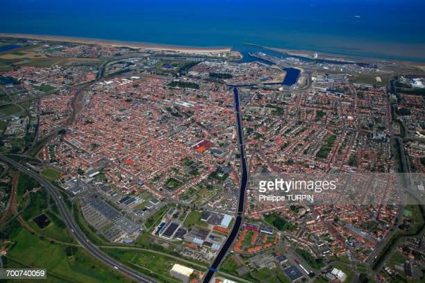 france, northern france, pas de calais. calais - hauts de france stock photos and pictures