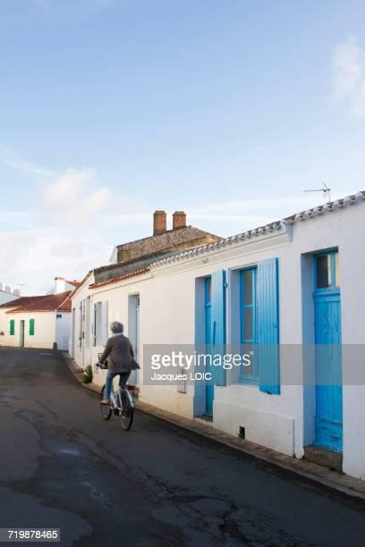 France, North-Western France, Ile dYeu, Saint-Sauveur
