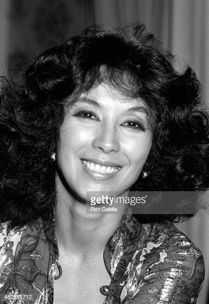 France Nuyen attends the screening of 'Angel Dusted' on February 13 1981 at the Director's Guild Theater in Hollywood California