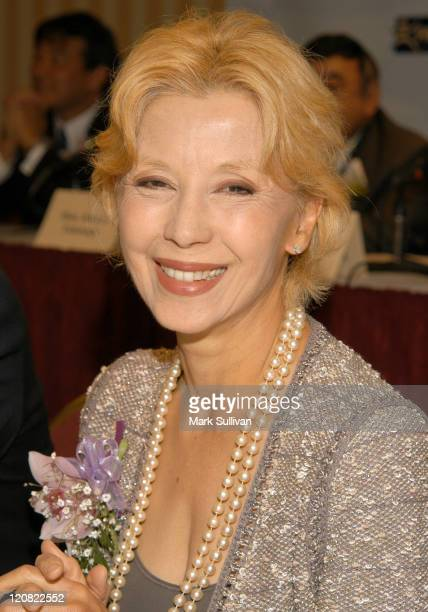 France Nuyen during 2003 PACESetter Awards at Westin Bonaventure Hotel in Los Angeles California United States