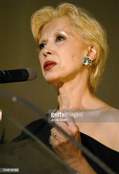 France Nuyen during The 2004 Artivist Awards at The Egyptian Theatre in Hollywood California United States
