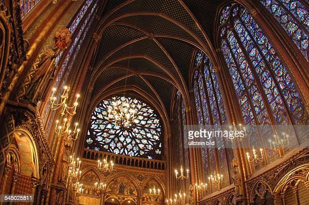 Chapel 'Sainte Chapelle'