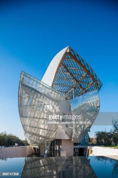 France Paris Fondation Louis Vuitton 23rd november 2015