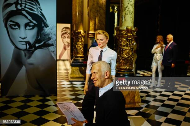 france, paris, grevin museum - madonna singer stock pictures, royalty-free photos & images