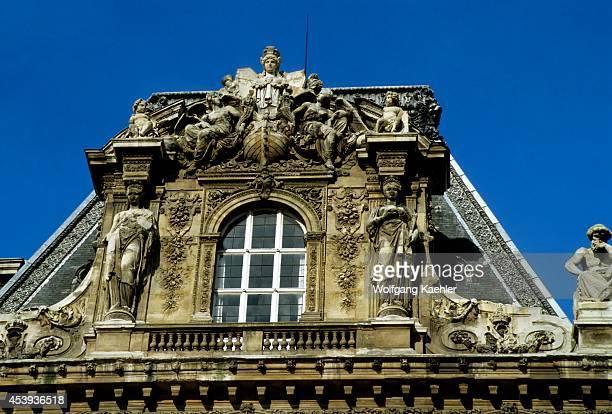 France Paris Louvre Museum