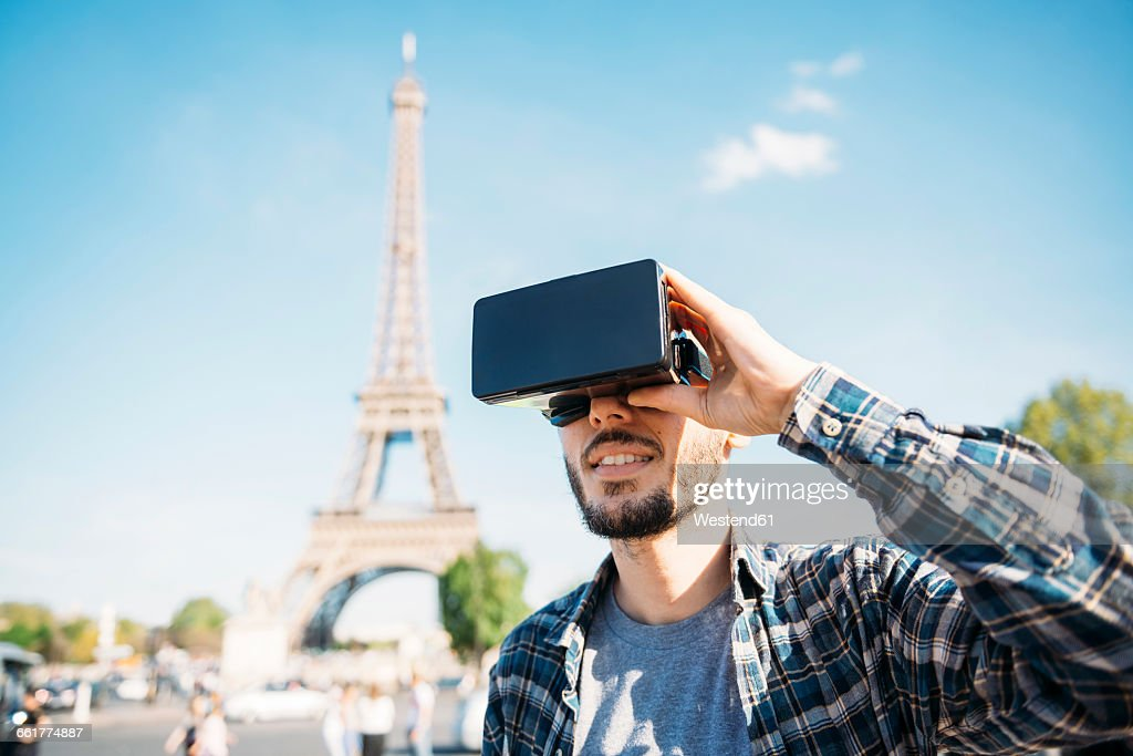Image result for virtual reality trip to france