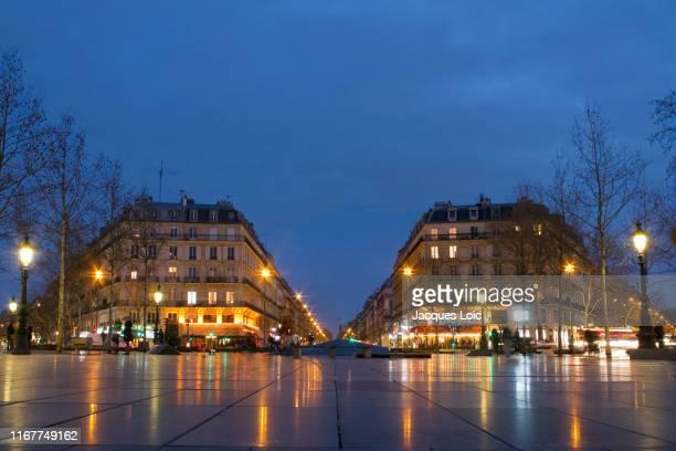france, paris, place de la republique. - place de la republique paris stock pictures, royalty-free photos & images
