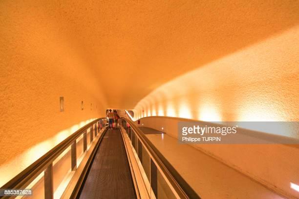 France, Paris, Roissy Charles De Gaulle airport