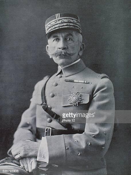France Portrait of Marshal Lyautey
