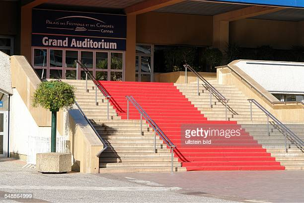 France ProvenceAlpesCoted'Azur Cannes Festival Hall