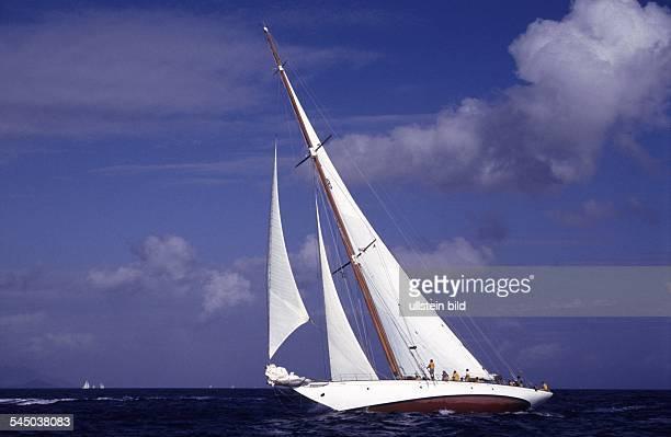 France SaintTropez St Tropez Nioularque 1993 classical yacht Candida