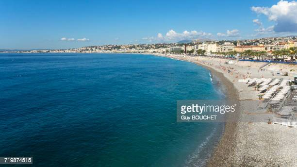 France, South-Eastern France, French Riviera, Nice, Baie des Anges