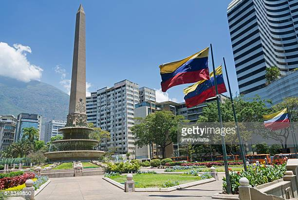france square - venezuela stock pictures, royalty-free photos & images