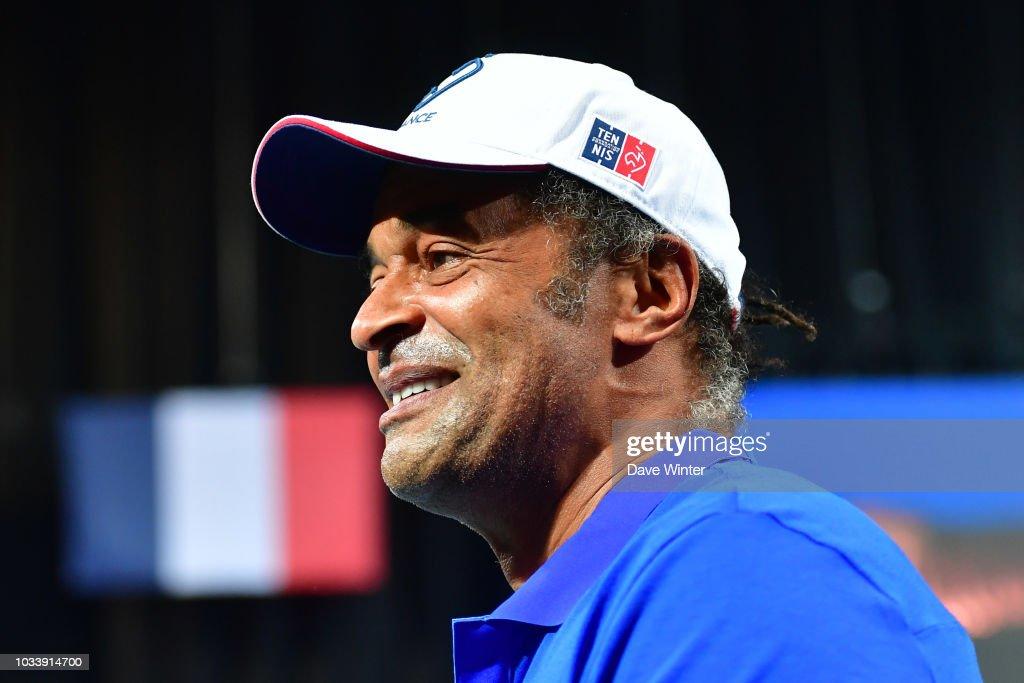 Davis Cup - Semi Final - Day 2 : News Photo