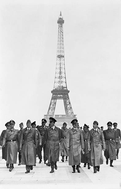 FRA: 14 June 1940: 80 Years Since The Nazi Occupation Of Paris